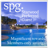 Starwood Hotels and Resorts Honeymoon Registry